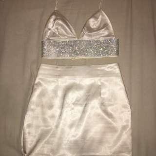 Meshki XS Set - Top and Skirt