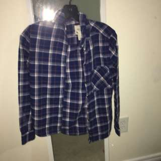 Small forever 21 plaid shirt