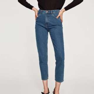 Brand New Zara Mom Jeans