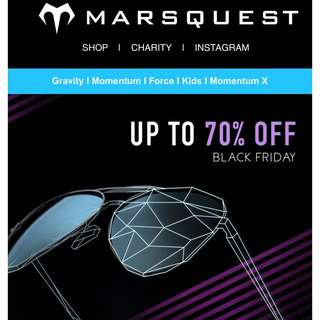 Marsquest | Black Friday 70% Off