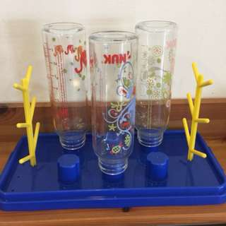 BN Lucky Baby Bottle Drying Rack, collect before 5th December