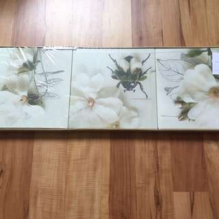 BN IKEA wall paintings set(3 pieces)