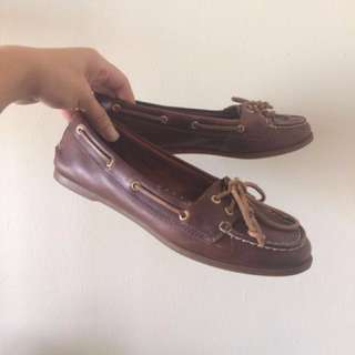 Women's Sperry Boatshoes