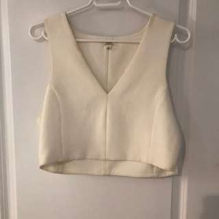 Wilfred White Top