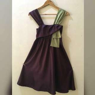 REPRICED! 👏🏻 Cinderella Voilet Dress
