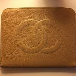 Vintage Chanel Clutch / Document Case