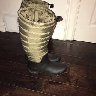 Reduced price!!! Hunters Size 8