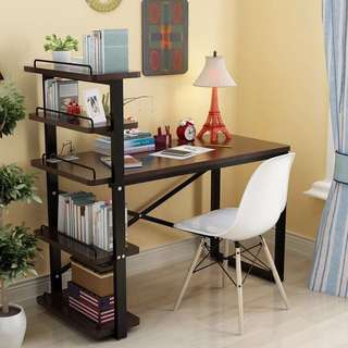 Desk with Shelf Office Table Computer Desk Furniture