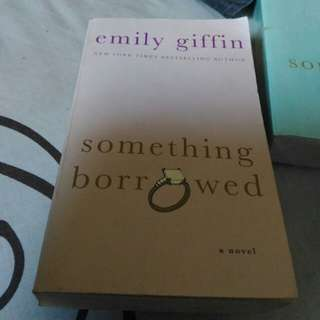 Something Borrowed / Emily Griffin