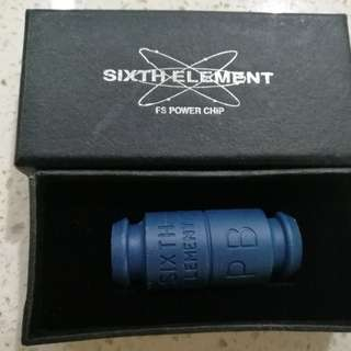Sixth Element Power Chip