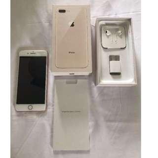 Ape iPhone 8plus gold