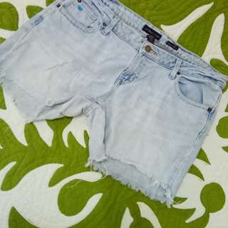 Jeans Pendek BigSize
