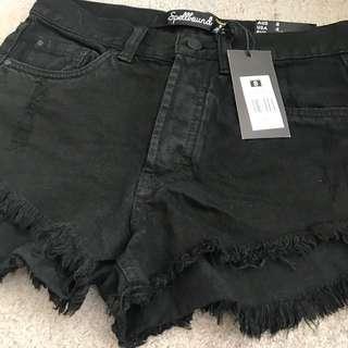 Black Factorie Shorts