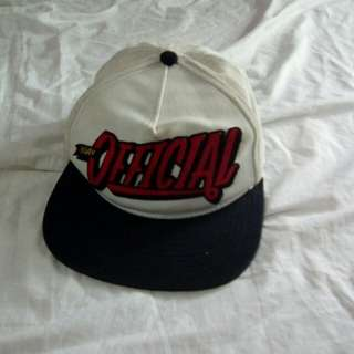 Official snapback hat