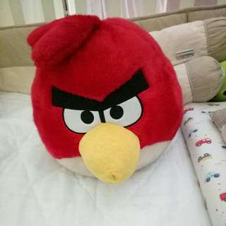 angry bird (red)