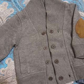 H&M jacket and pants for 2-4 mos