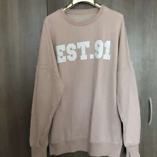 Pull&Bear oversize sweater