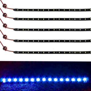 15 leds waterproof Blue & Yellow  & Red 30cm for ebike e scooter  motorbike