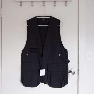 Hare (ハレ) Military Vest FREE SIZE