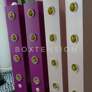 LAMPU PORTABLE MURAH! BOXTENSION ❤