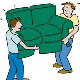 Mover and disposal transport renovation service 83866619