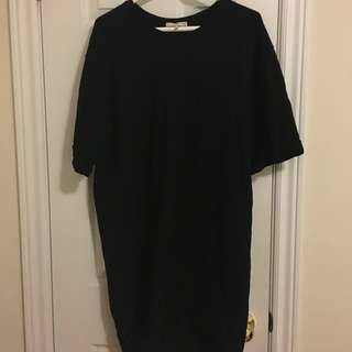 Oak and Fort Oversize T-Shirt Dress