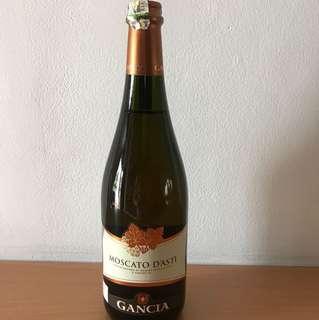Moscato Dasti 5.5% Vol 75 cl