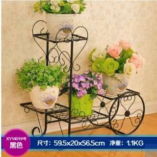 (2)Flower  Rack Temporary No Stock