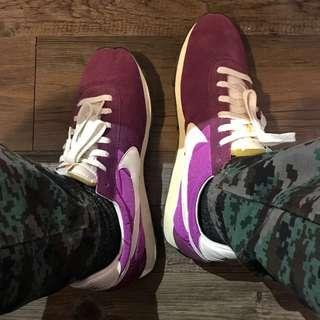 🚚 Nike Vintage Montreal 紫 復古 跑鞋