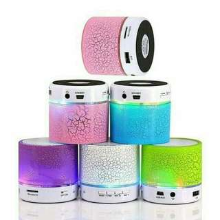Speaker Bluetooth S10 LED