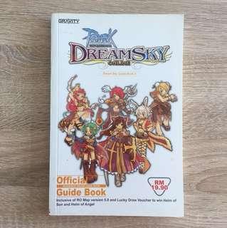 Ragnarok Online Guide Book Dream Sky