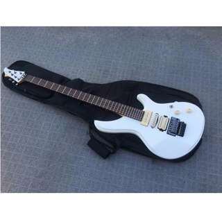 [NEW-LIMITED EDITION IMPORTED FROM JAPAN] BOUTIQUE CUSTOM MODEL 29 STAINLESS STEEL FRETS BARITONE ELECTRIC GUITAR