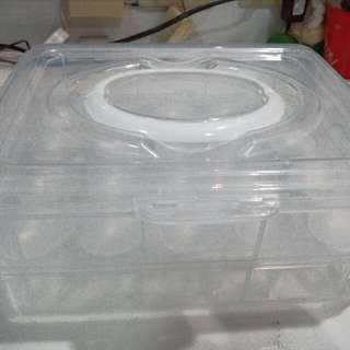 Egg Storage (Fits 40 Eggs)