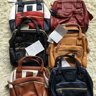 Anello mini backpack 💯authentic