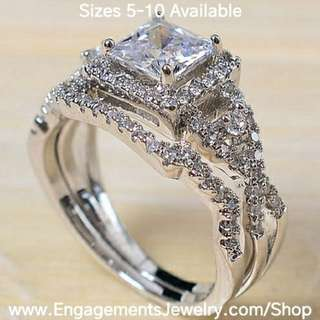 Wedding Engagement Rings NEW