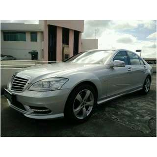 Mercedes-Benz S350 Auto CGI BlueEfficency L