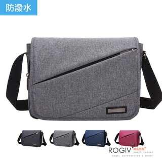 🚚 [城泓包包] 輕量個性簡約側背包 斜背包 平板電腦包 防水 641