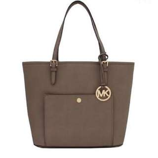 Authentic Michael Kors Snap Pocket Tote