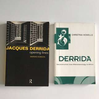 Derrida (Howells)