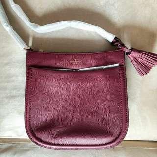 聖誕禮物:全新Kate Spade全新上膊手袋