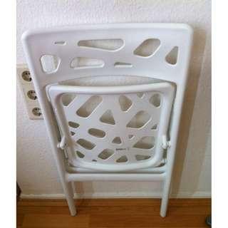 Folding Chair by Ikea, Dusseldorf, Germany