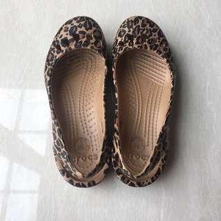 Sandal Leopard Crocs