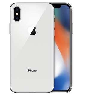 iPhone X 64 白色