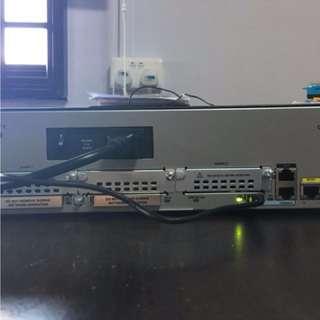 Cisco 1941 K9 Gigabit Router