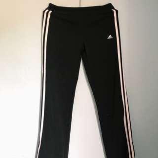 Adidas Black Pants (Womens)