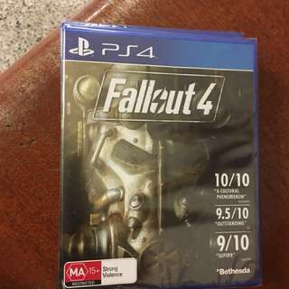 Fallout 4 unopened