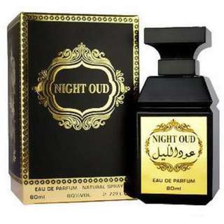 Night Oudh - Gold