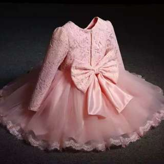 Kids Princess Dress 1-12 years old