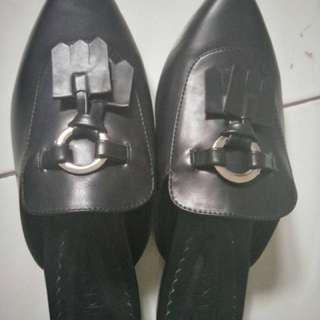 Mules flatshoes