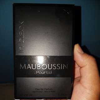 Mauboussin in black perfume